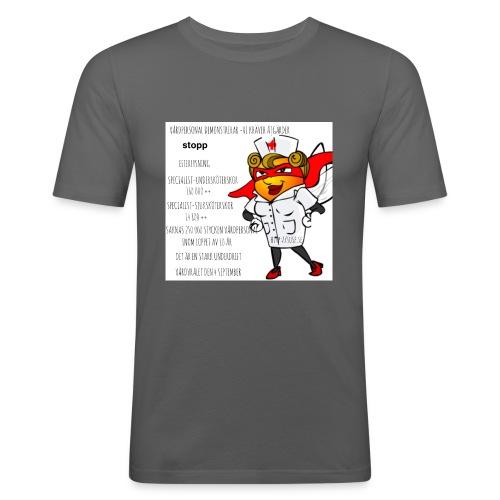 image - Slim Fit T-shirt herr