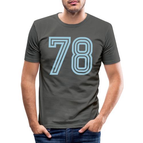 Football 78 - Men's Slim Fit T-Shirt