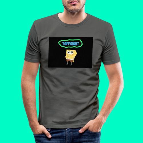 Topsight - Slim Fit T-shirt herr