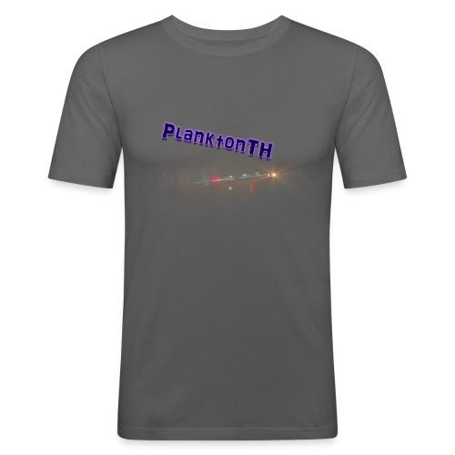 PlanktonTH, Lens Flare - Miesten tyköistuva t-paita
