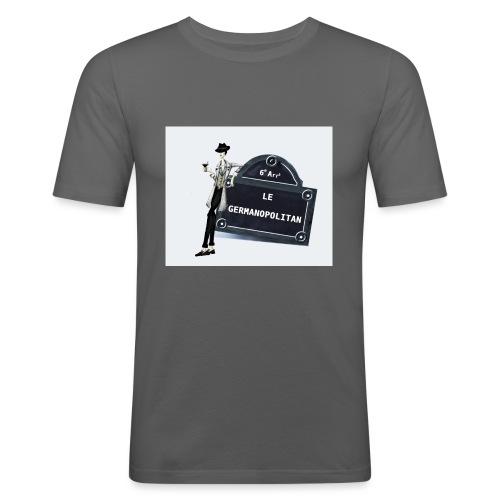 Sac Le Germanopolitan - T-shirt près du corps Homme