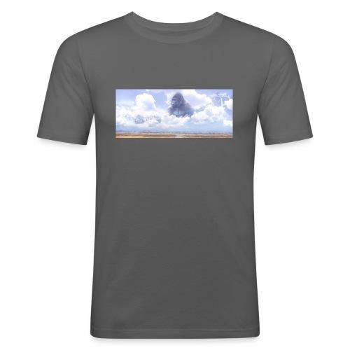 Harambe believes - Men's Slim Fit T-Shirt