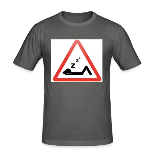 TEST1 Super Nubes - T-shirt près du corps Homme