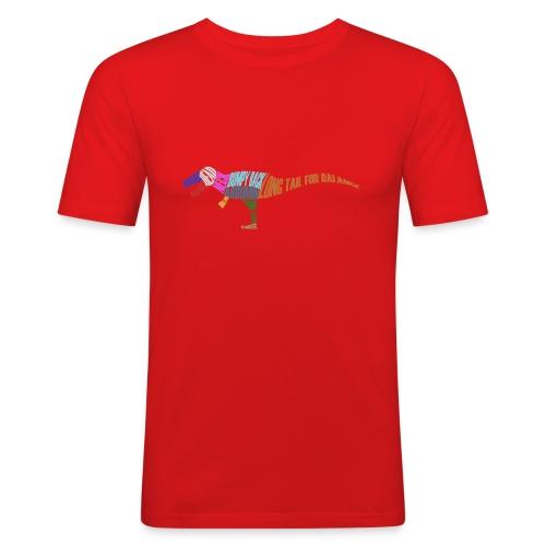 DINOSAUR - Men's Slim Fit T-Shirt