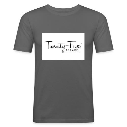 Twenty-Five Apparel - Mannen slim fit T-shirt