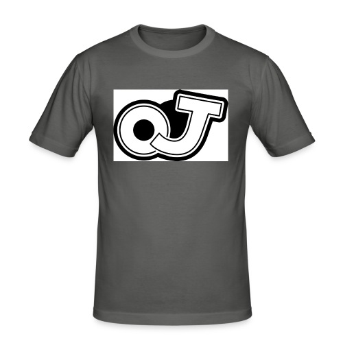 OJ_logo - slim fit T-shirt