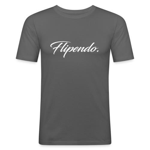 Flipendo. - slim fit T-shirt