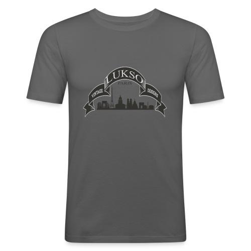 LUKSO - Camiseta ajustada hombre
