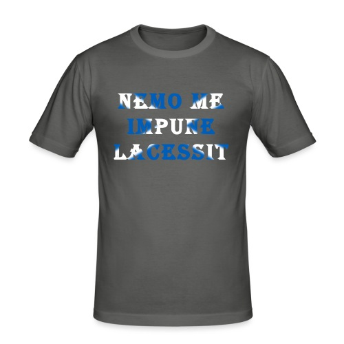 Schottland 21.1 - Männer Slim Fit T-Shirt