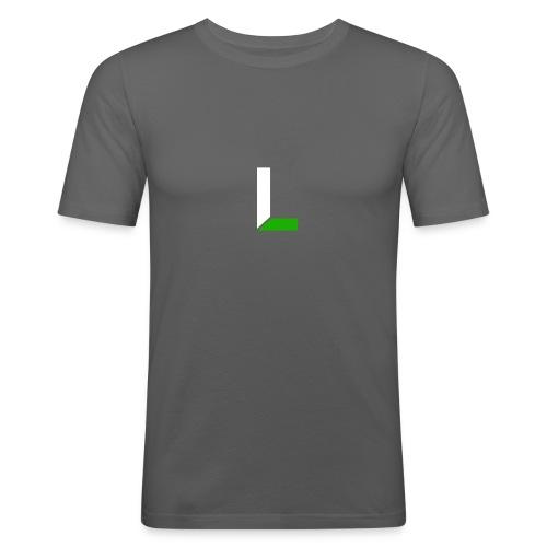 Linkie T-Shirt - Mannen slim fit T-shirt