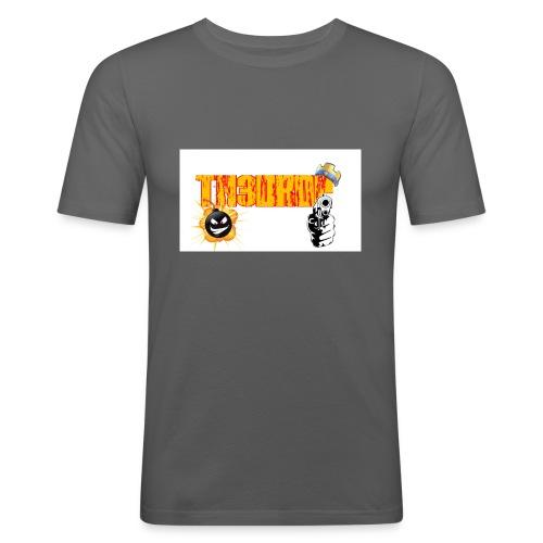 Maglietta th3drop - Maglietta aderente da uomo