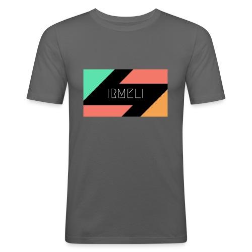1 - Miesten tyköistuva t-paita