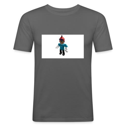 Thumbnail 1534200600686 - Men's Slim Fit T-Shirt