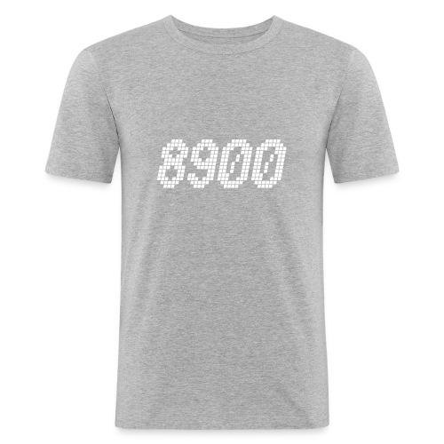 8900 Randers - Herre Slim Fit T-Shirt
