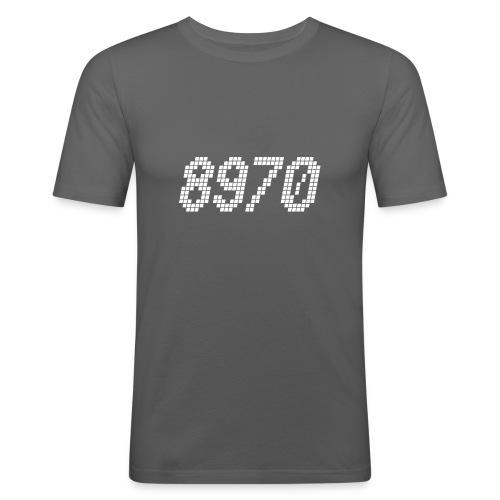 8970 Havndal - Herre Slim Fit T-Shirt