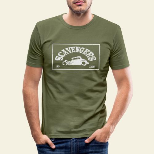 scavengers1 - Herre Slim Fit T-Shirt