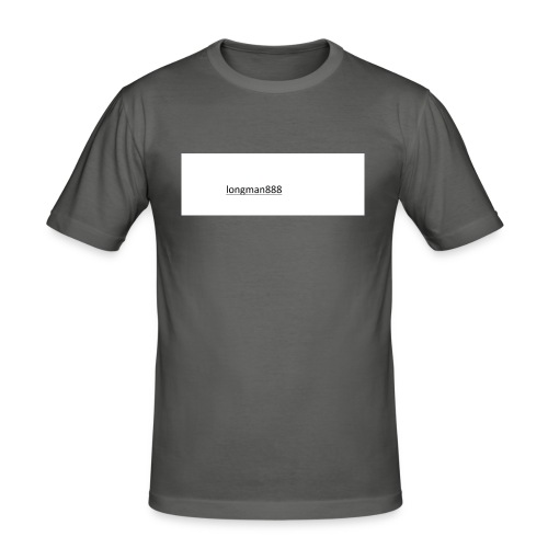 Unbenannt - Männer Slim Fit T-Shirt