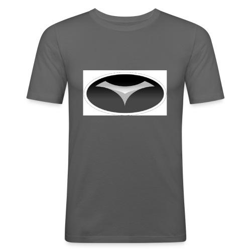 jdg - Mannen slim fit T-shirt
