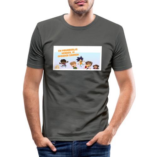 Kids_1 - Herre Slim Fit T-Shirt