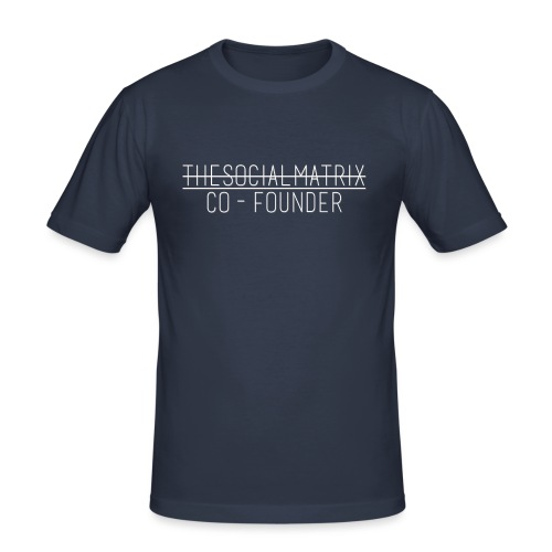 JAANENJUSTEN - Mannen slim fit T-shirt
