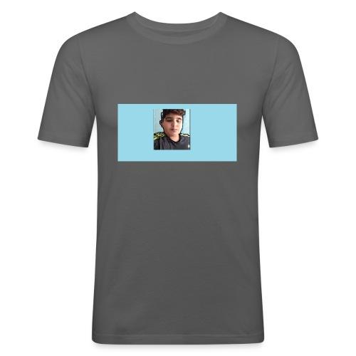 t shirts voor mijn youtube kanaal heel goedkoop - Mannen slim fit T-shirt