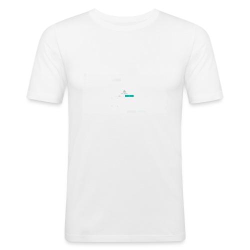 dialog - Men's Slim Fit T-Shirt