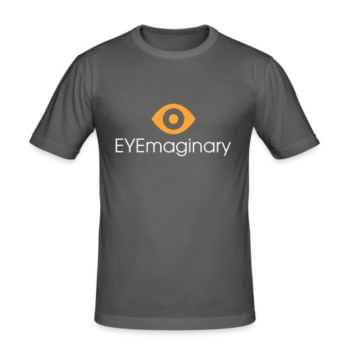 EYEmaginary Cap - Mannen slim fit T-shirt