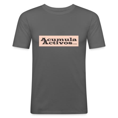 AA-jpg - Camiseta ajustada hombre