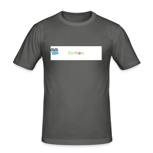 T-Shirt - Herre Slim Fit T-Shirt