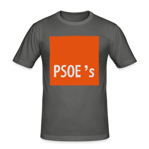 PSOEs - Camiseta ajustada hombre