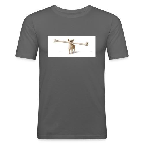 Tough Guy - Mannen slim fit T-shirt