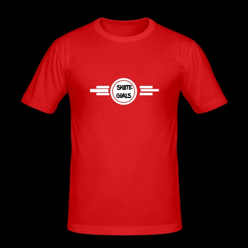 THE ORIGINIAL - Mannen slim fit T-shirt