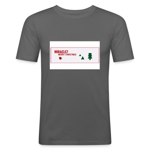 Christmas Exclusive - Men's Slim Fit T-Shirt