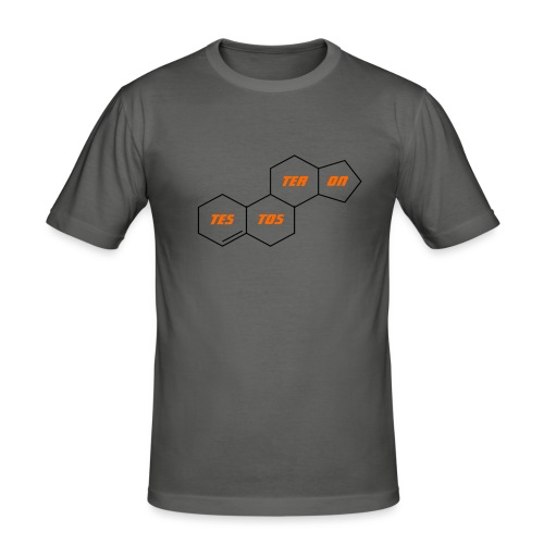 Testosterone Tee Shirt, Testosterone Tee, Gift - Men's Slim Fit T-Shirt
