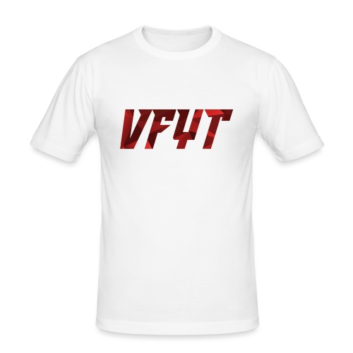 vfyt shirt - Mannen slim fit T-shirt