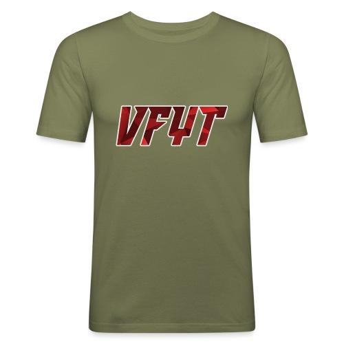 vfyt shirt - Mannen slim fit T-shirt