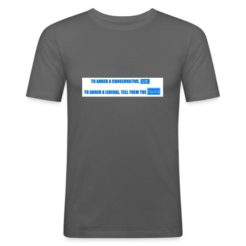 TRUTH - Men's Slim Fit T-Shirt