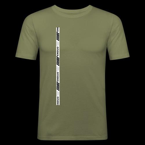 ENDUO independent - T-shirt près du corps Homme