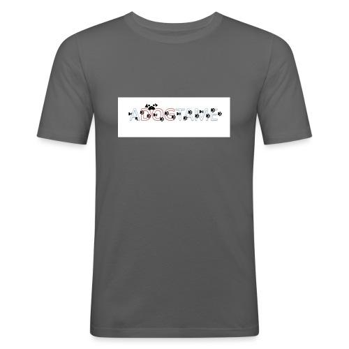 aDOGtame - Camiseta ajustada hombre