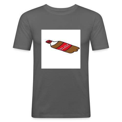 Fan T-Shit - Mannen slim fit T-shirt