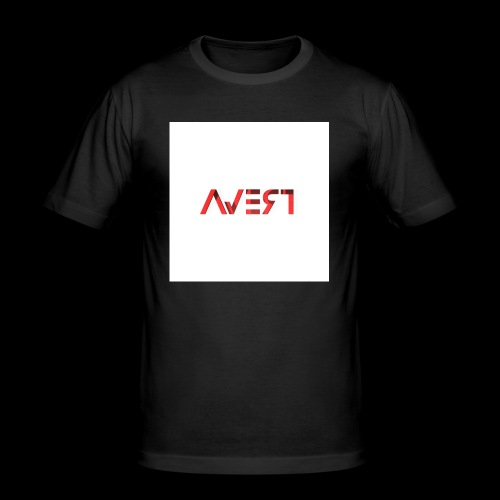 AVERT YOUR EYES - Mannen slim fit T-shirt