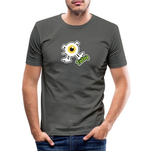 Toby Full (Color) - T-shirt près du corps Homme