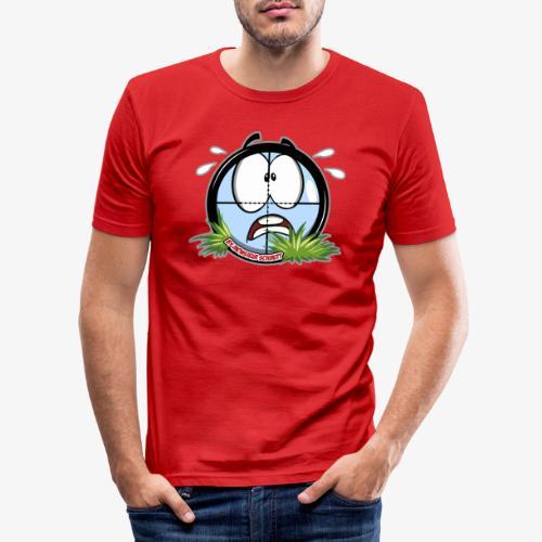 Scary BB - T-shirt près du corps Homme