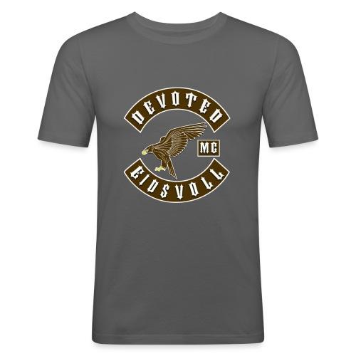 DEVOTED MC ORGINAL - Slim Fit T-skjorte for menn