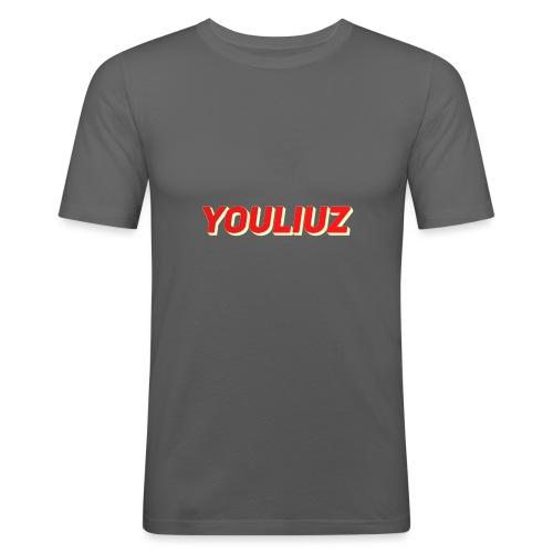 Youliuz merchandise - Mannen slim fit T-shirt