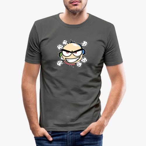 Angry BB - T-shirt près du corps Homme