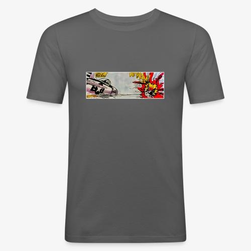 ATOX - Maglietta aderente da uomo