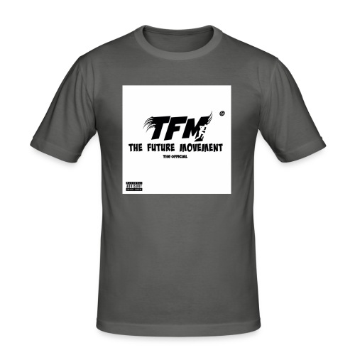 The Future Movement - Mannen slim fit T-shirt