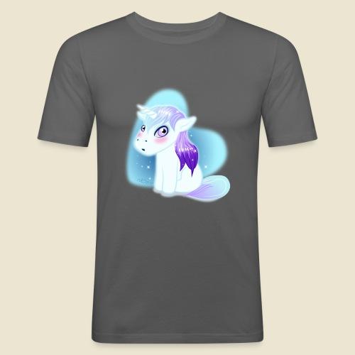 Licorne n°2 - T-shirt près du corps Homme