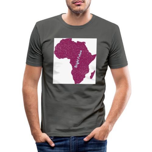 proud african - Men's Slim Fit T-Shirt